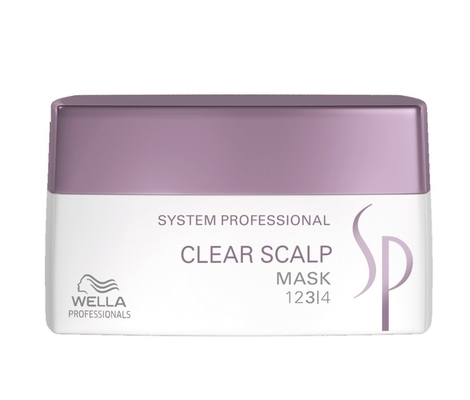 Wella System Professional CLEAR SCALP MASK 200 ML