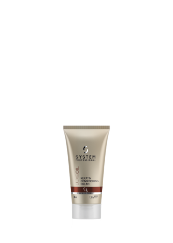 System Professional LuxeOil Keratin Conditioning Cream L2 30 ml