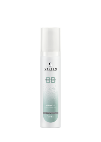 System Professional Energy Code Styling Aerohold Mousse BB63 75 ml