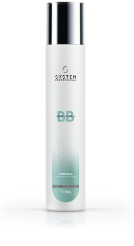 System Professional Energy Code Styling Aerohold Mousse BB63 300 ml