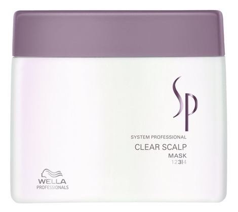 Wella System Professional CLEAR SCALP MASK 400 ML