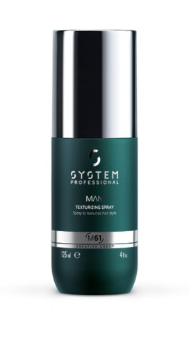 System Professional MAN Texturizing Spray 125 ml  M61