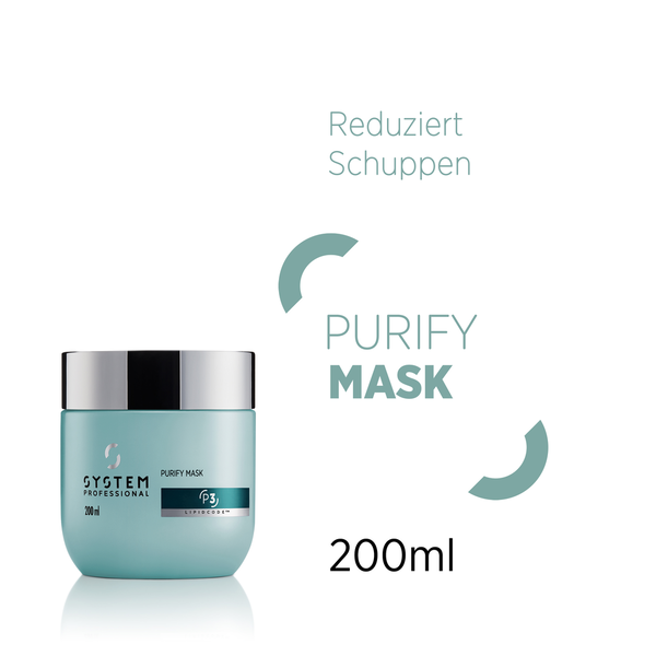 System Professional Purify Mask P3 200 ml