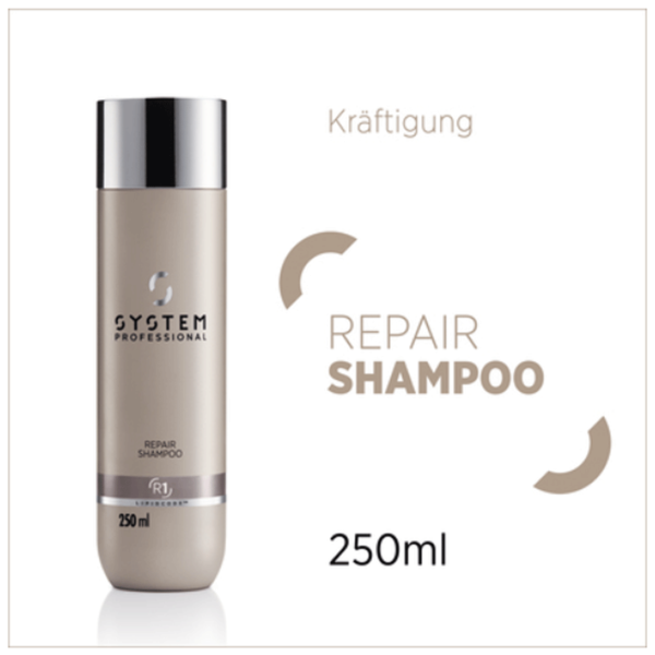 System Professional Repair Shampoo R1 250 ml