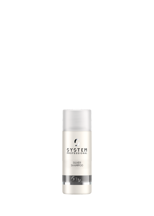 System Professional Silver Shampoo X1s 50 ml