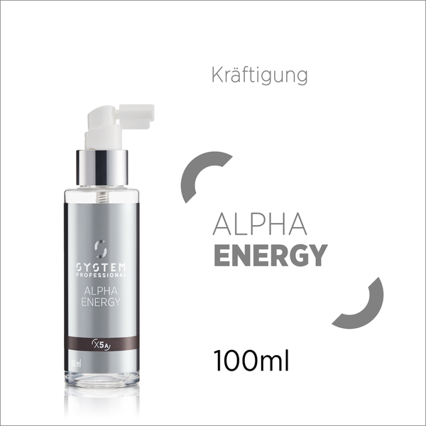System Professional Alpha Energy X5A 100 ml