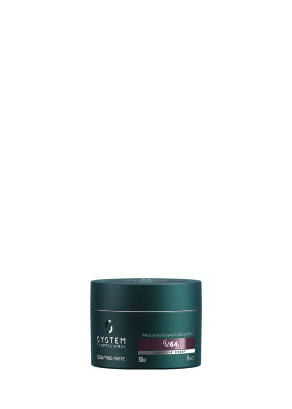 System Professional MAN Sculpting Paste M64 80 ml