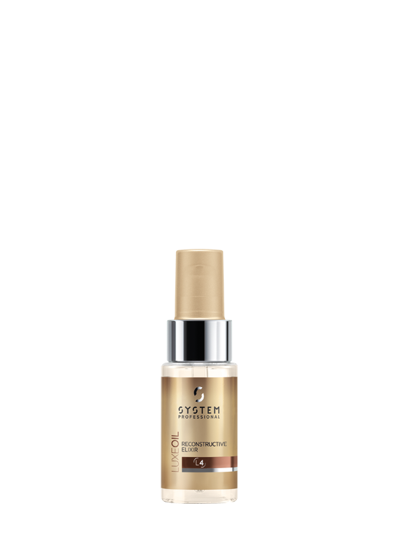 System Professional LuxeOil Reconstructive Elixir L4 30 ml B-Ware